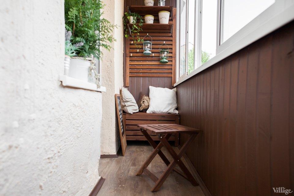 Икеа идеи для узкого балкона. - остекление лоджий - каталог .