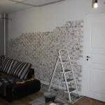 Наша кирпичная стена. Часть 2