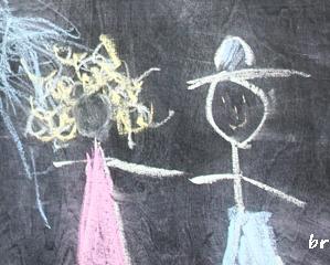 Blackboard дома
