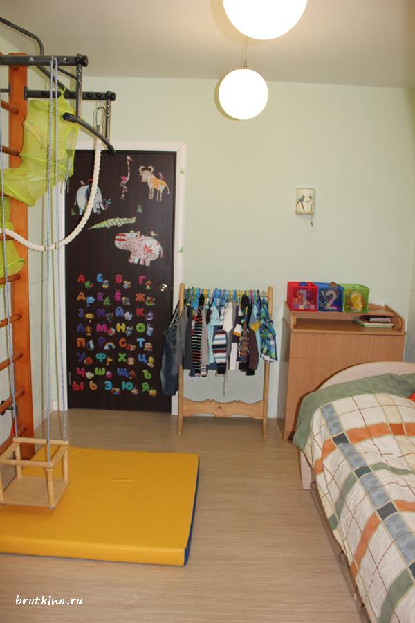 фото нашей квартиры. детская комната