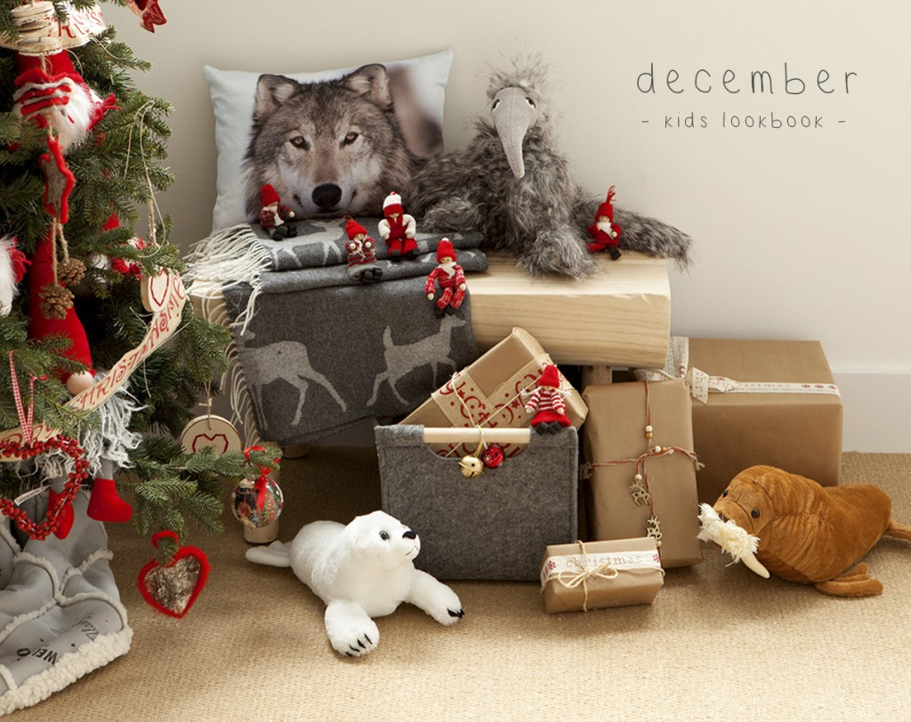 Zara Home: Christmas gifts for Kids детская новогодняя коллекция