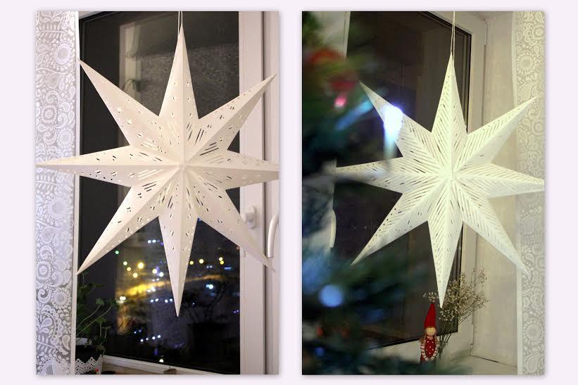 Как сделать чтобы рождественская звезда 867