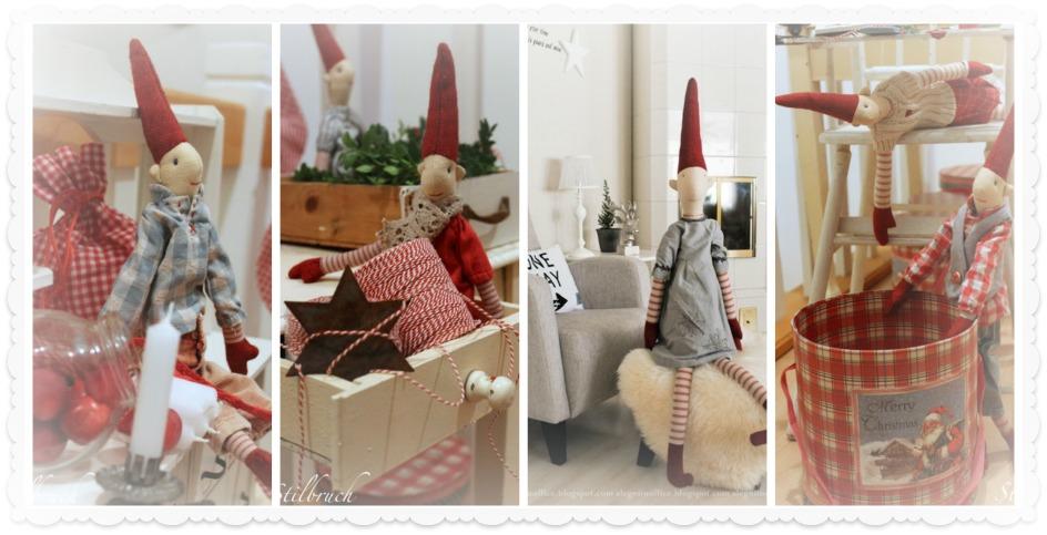 Эльфы Maileg, выкройки, скандинавская кукла